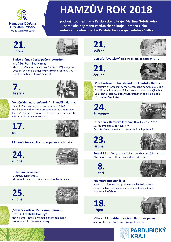 Program Hamzova roku 2018